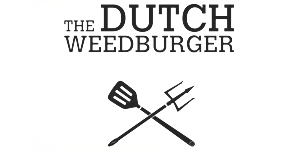 Dutch Weed burger seaweed