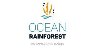 Ocean rain forest seaweed